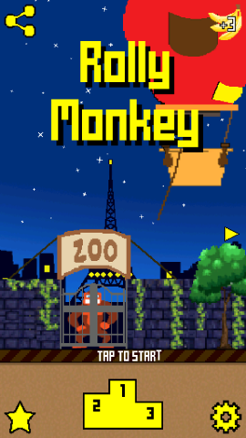 Rolly Monkey Screenshot 1