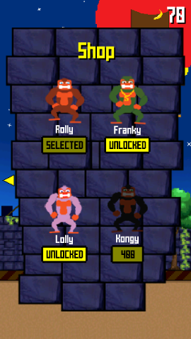 Rolly Monkey Screenshot 4