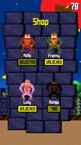 Rolly Monkey Screenshot 4
